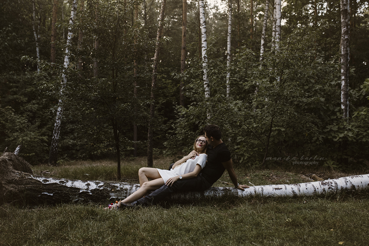 Monika Borlin Photography Sesja plenerowa Warszawa KM 21