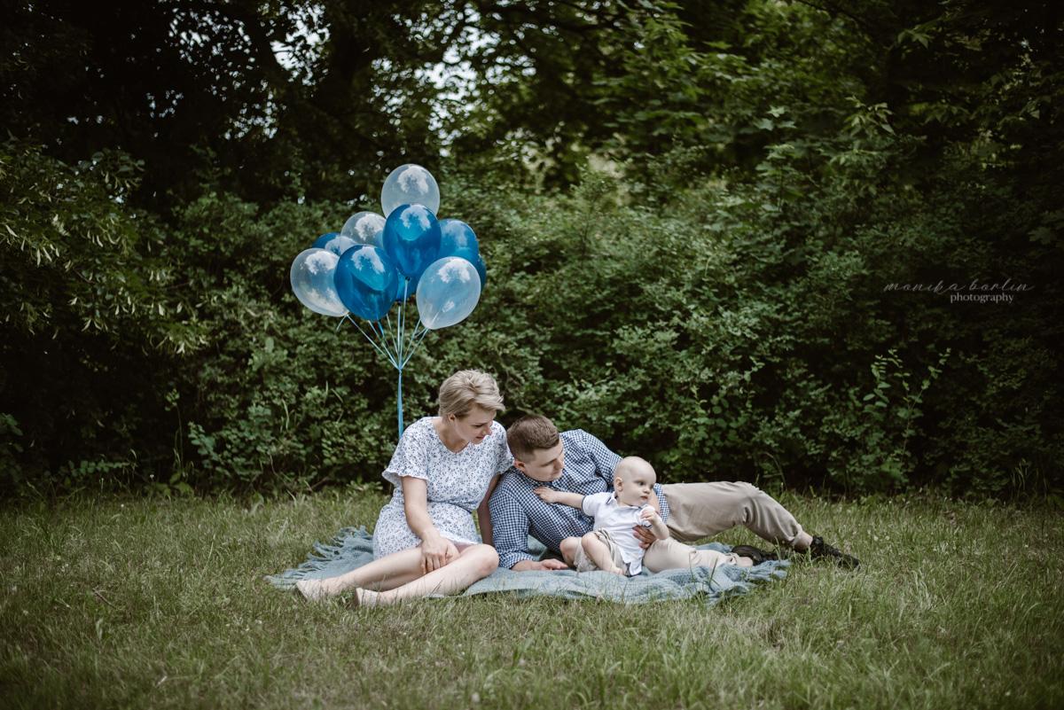 Monika Borlin Photography Sesja rodzinna urodzinowa w plenerze Warszawa ID 17